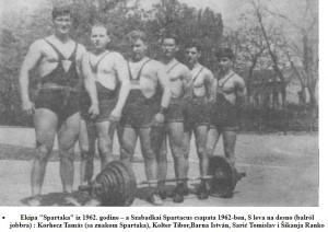Spartak 1962