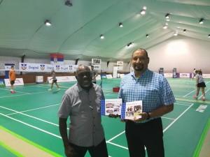 Badminton national training center 1
